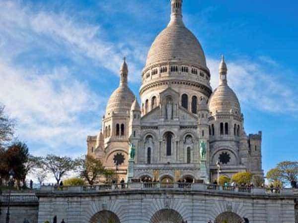Basilica Santa cruz Paris - Que ver en París - Ruta 3 días - Ilutravel.com