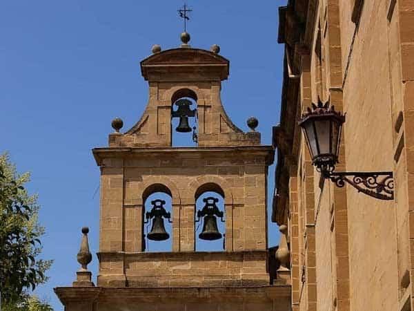 Basilica nuestra señora de vega de Haro - De turismo por Haro en La Rioja Alta - Ilutravel.com