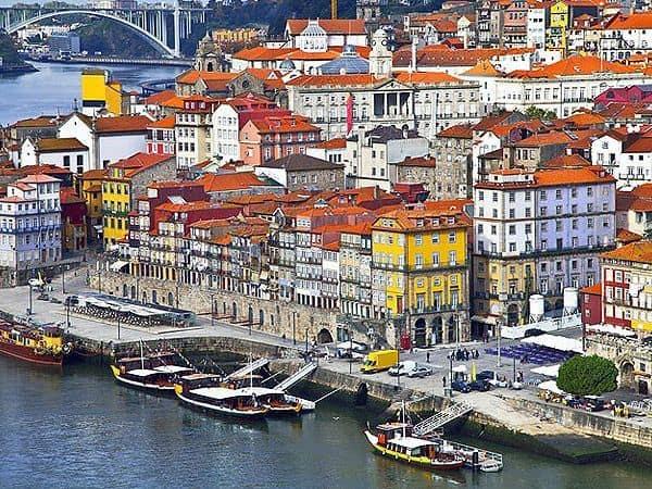 Cais da Ribeira de Oporto - Ver Oporto 2 días guía de viaje - Ilutravel.com