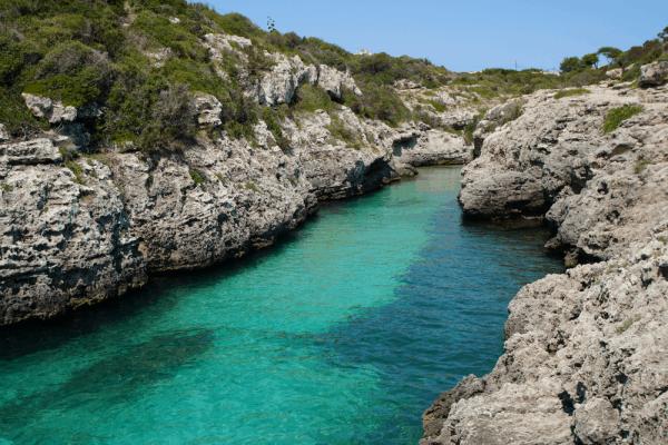 Cala en Brut de Menorca - 7 días en Menorca de viaje - Ilutravel.com