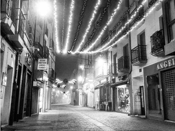 Calle Isilla Aranda - Lugares que ver en Aranda de Duero - Ilutravel.com