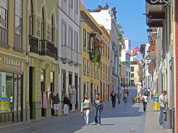 Calle O'Daily de Santa Cruz de la PAlma - Que ver en isla de la Palma en 4 días de turismo - Ilutravel.com