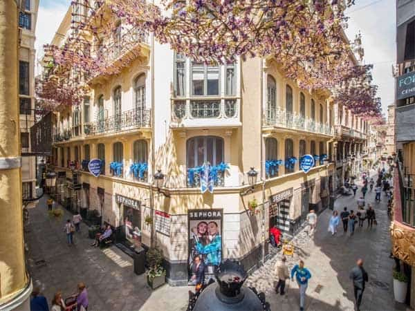 Calle Plateria de Murcia - Sitio que ver - Ilutravel.com
