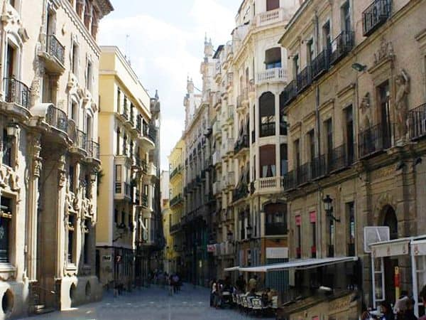 Calle Traperia de Murcia - Que ver en un día - Ilutravel.com