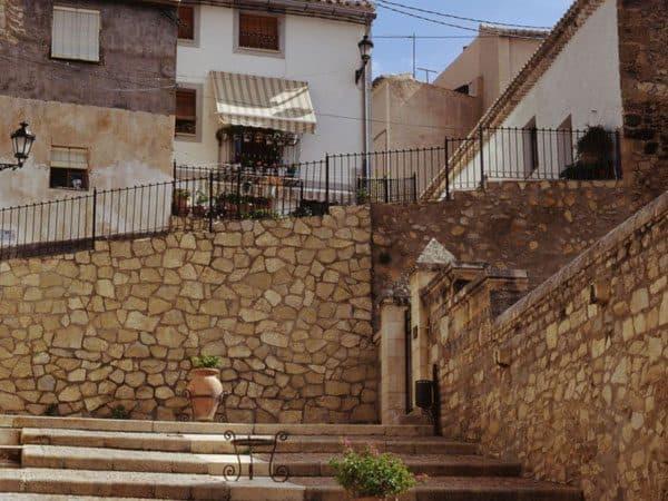 Calle soledad Caravaca de la Cruz - sitio que ver