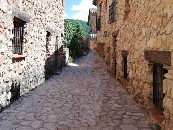 Calles Riopar Viejo - Visitar Riópar Viejo lugares de interés - Ilutravel.com