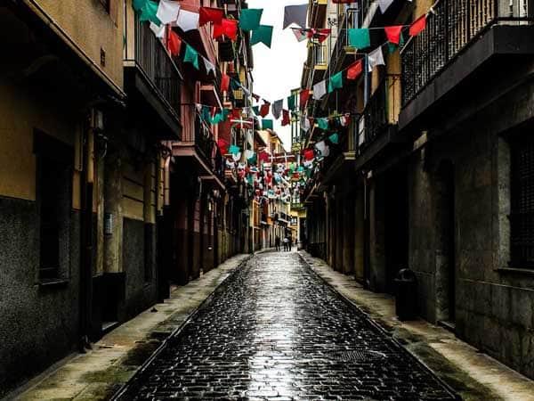 Calles de Bermeo - Lugares que ver en Bermeo - Ilutravel.com