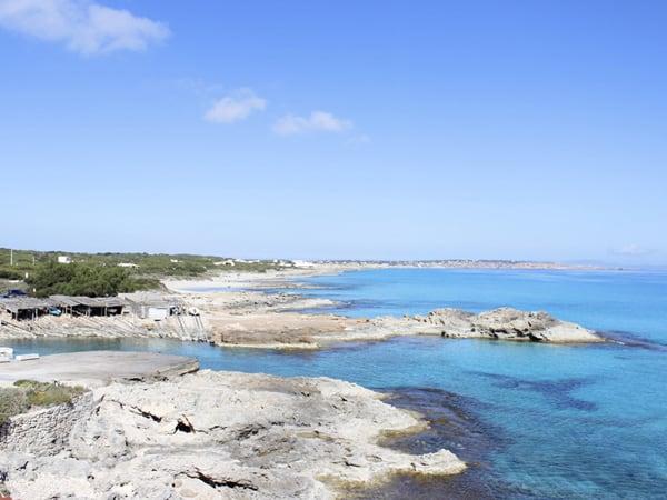 Calo Sant Agusti de Formentera - Turismo por Formentera - Ilutravel.com
