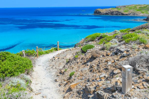 Cami de Cavalls de Menorca para siete días - Ilutravel.com