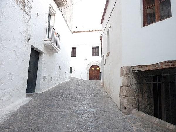 Capilla San Ciriaco Ibiza - Visitar Ibiza de turismo - Ilutravel.com