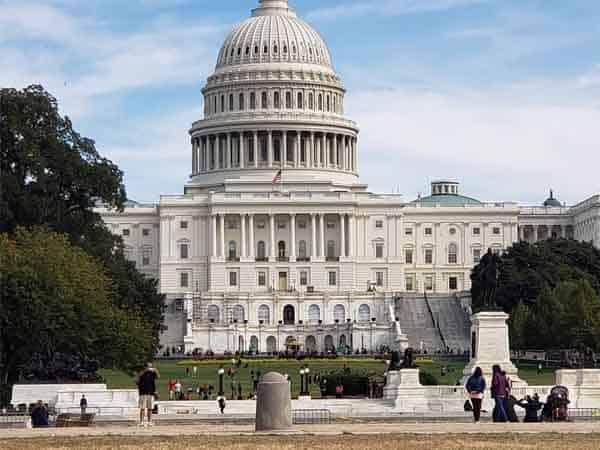 Capitolio Washington - Viajar a Washington de turismo - Ilutravel.com