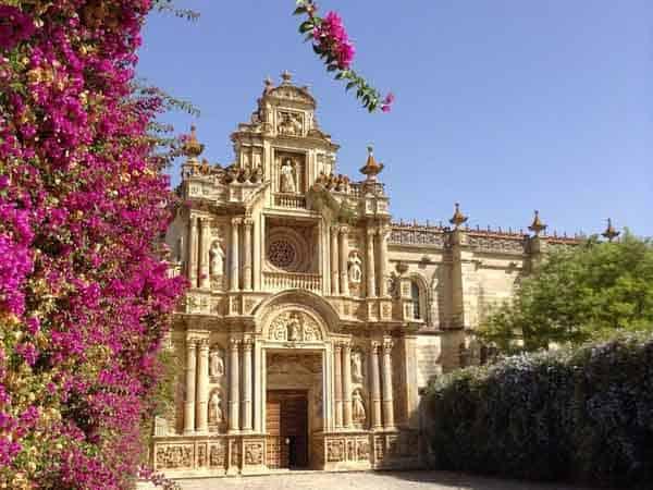 Cartuja de Santa María de la Defensión de Jerez de la Frontera - Ilutravel.com