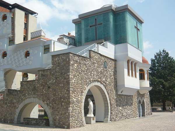 Casa Memorial Madre Teresa Skopje - Ver Skopje de turismo un día - Ilutravel.com