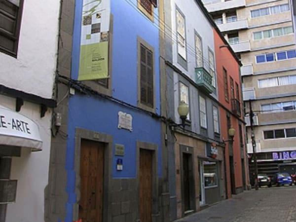 Casa Museo Galdos Las Palmas Gran Canaria - Que ver en Gran Canaria - Ilutravel.com