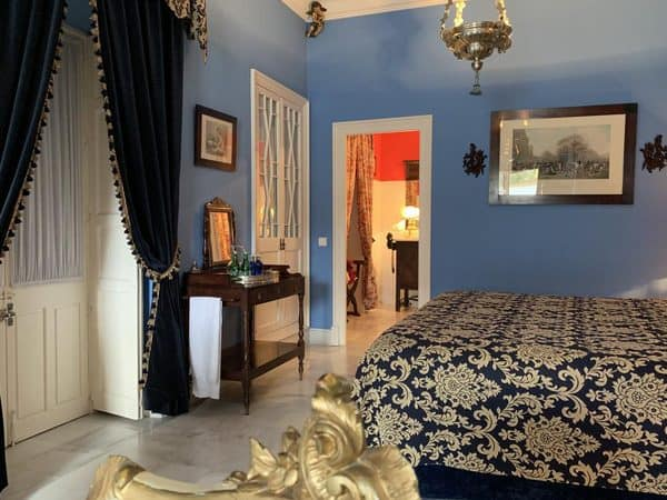Casa Palacio Jerezana donde dormir en Jerez