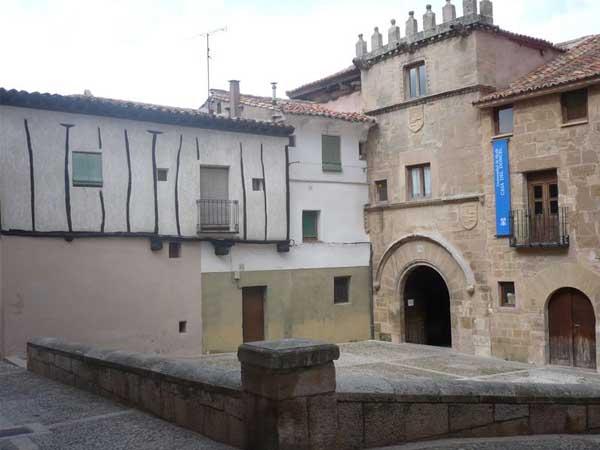 Casa de Doncel de Siguenza - Turismo por Sigüenza en un día - Ilutravel.com