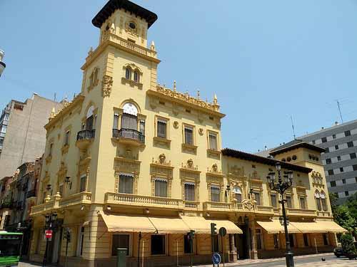 Castino Antiguo de Castellón - Qué ver en Castellón de Turismo en 2 días - Ilutravel.com