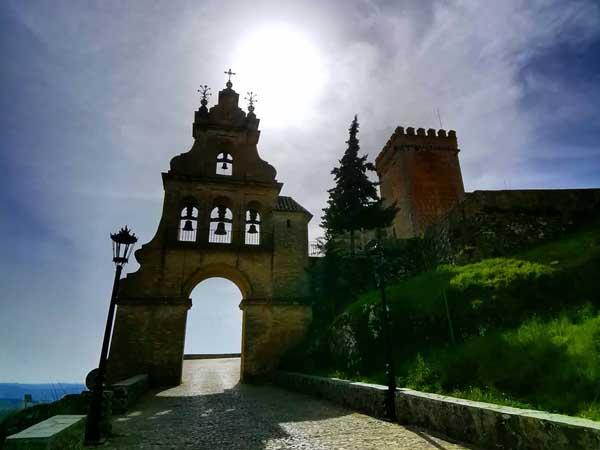 Castillo Aracena - Qué ver en ARacena de turismo - Ilutravel.com