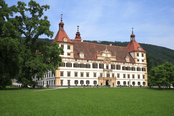 Castillo Eggenberg de Graz lugar que ver