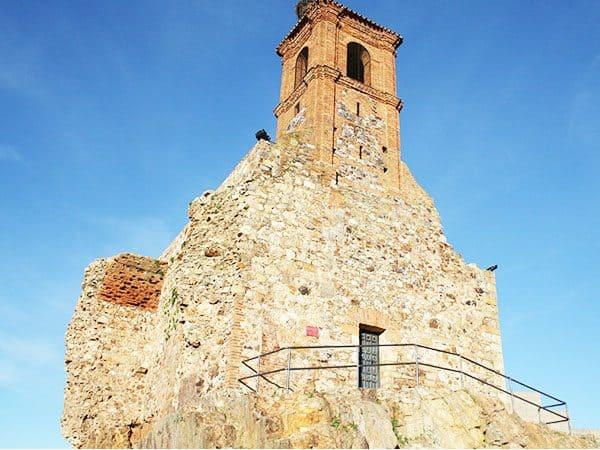 Castillo Retamar Almaden para visitar