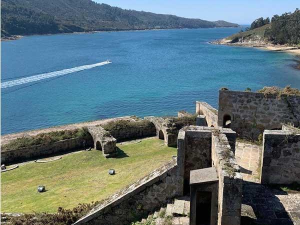 Castillo San Felipe Ferrol - Qué ver en Ferrol en un día - Ilutravel.com