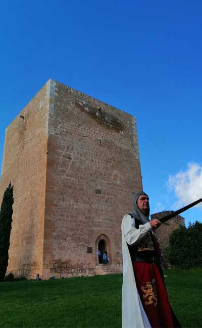 Castillo de Lorca - Qué ver en Lorca de turismo - Ilutravel.com
