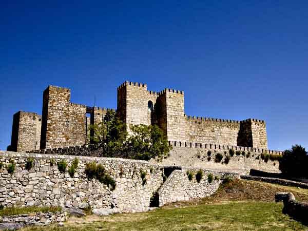 Castillo de Trujillo de Trujillo - En un día visitar Trujillo, cosas que hacer - Ilutravel.com
