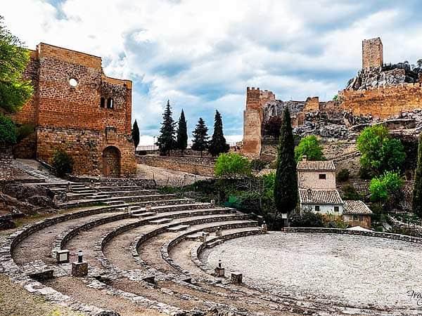 Castillo de la Iruela - Sitios de interés que ver en Cazorla - Ilutravel.com