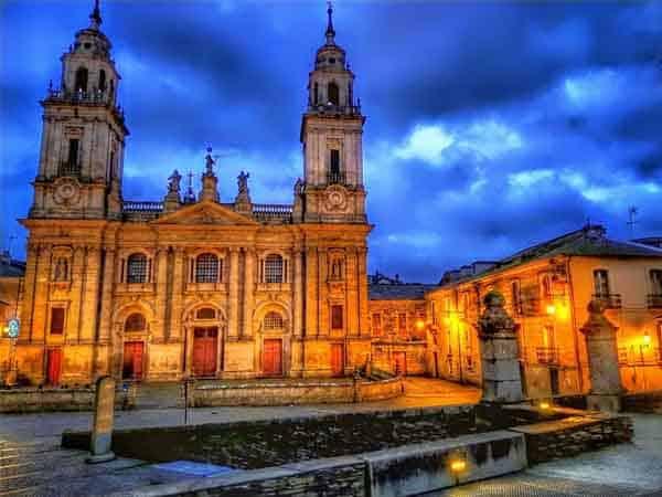 Catedra Foto superior - Sitios para visitar en Lugo capital y cosas de la provincia - Ilutravel.com