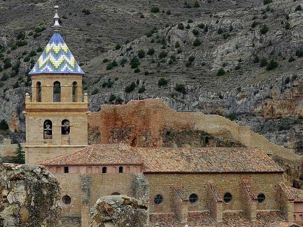 Catedral Albarracin - Qué ver en Albarracín en un día - Ilutravel.com