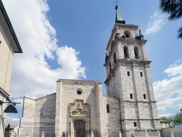 Catedral Magistral de Alcalá de Henares - Que ver en Alcalá de Henares - Ilutravel.com