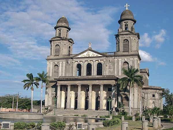 Catedral Managua - Sitios que visitar en Managua - Ilutravel.com