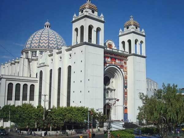 Catedral Metropolitana de San Salvador - Visitar San SAlvador de viaje - Ilutravel.com