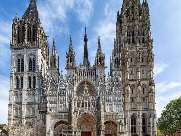 Catedral de Ruan - Ver Ruan de turismo y sitios de interés - Ilutravel.com