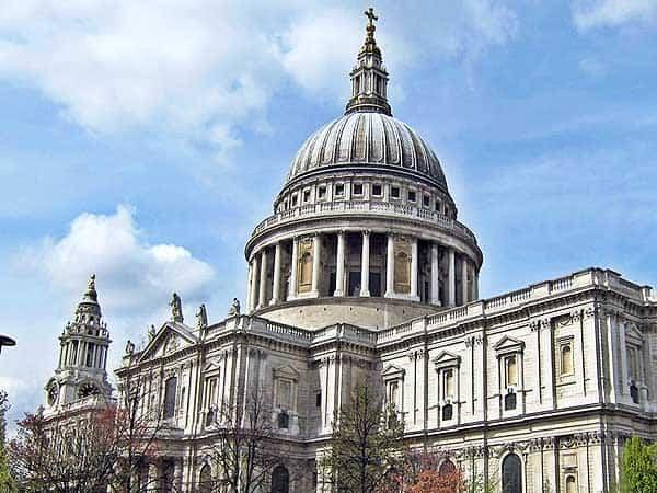 Catedral San Pablo Londres - Ver Londres ruta de 4 días por la capital - Ilutravel.com