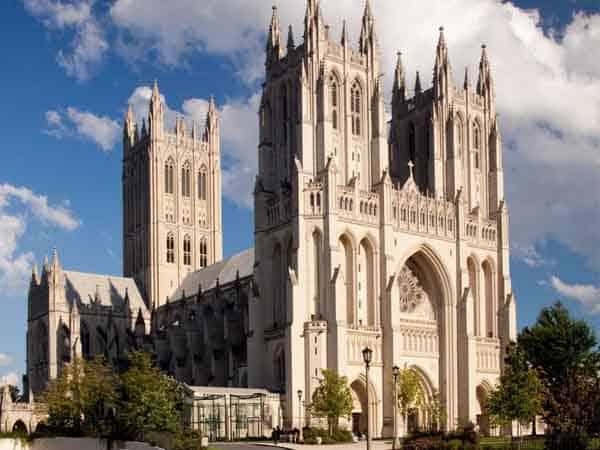 Catedral de Washington - Turismo en Washington en 2 días - Ilutravel.com