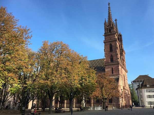 Catedral de Basilea - Sitios de interés que ver en Basilea - Ilutravel.com