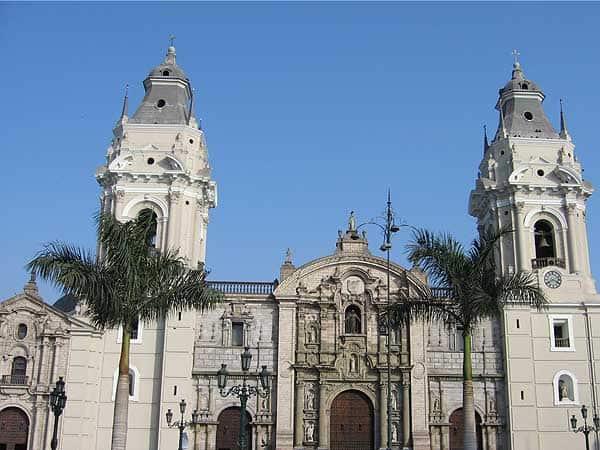Catedral de Lima - Ver Lima 2 días - Ilutravel.com