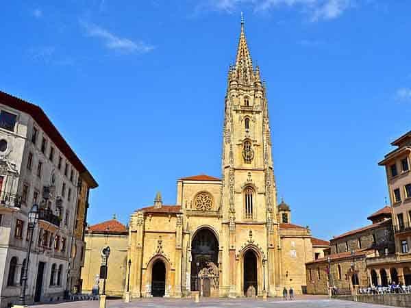 Catedral de San Salvador de Oviedo - Ver OViedo haciendo turismo - Ilutravel.com