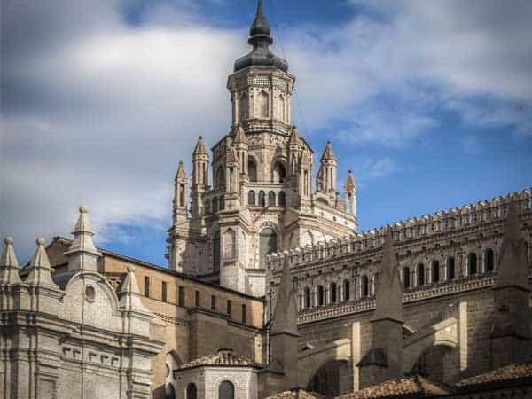 Catedral de Tarazona - Lugares de interés para ver Tarazona de turismo - Ilutravel.com