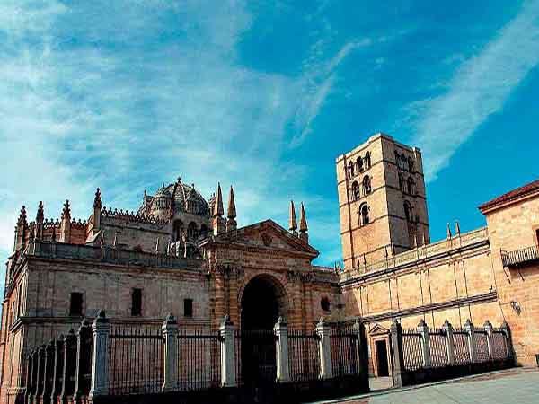 Catedral de Zamora - Visitar Zamora haciendo turismo - Ilutravel.com