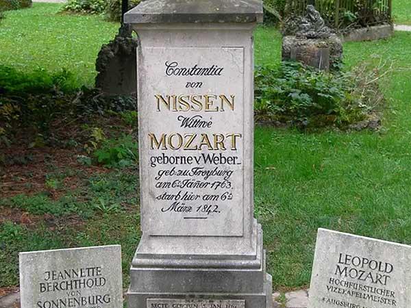 Cementerio San Sebastian Salzburgo
