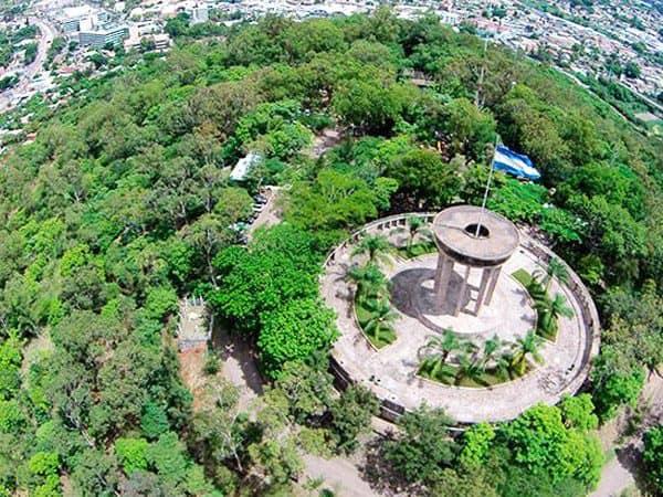Cerro Lainez de Tegucigalpa Que ver - Ilutravel.com