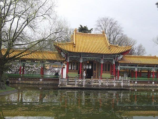 China Garden Zurich - Visitar Zurich - Ilutravel.com