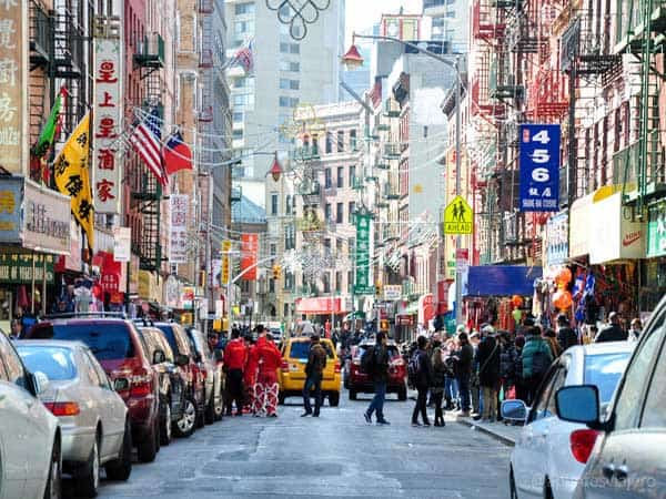 Chinatown lugares que ver en Nueva York - Ilutravel.com