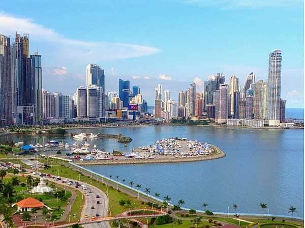 Cinta Costera Panama - Visitar Panama City haciendo turismo - Ilutravel.com
