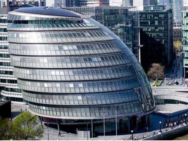 City Hall Londres - Sitios para visitar Londres - Ilutravel.com