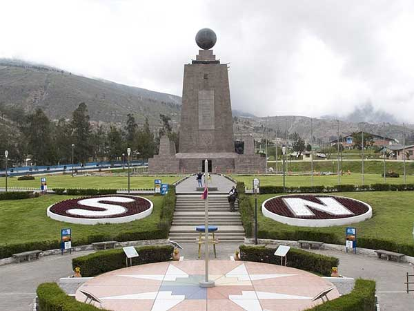 Ciudad Mitad del Mundo Quito - Visitar Quito en 2 días - Ilutravel.com