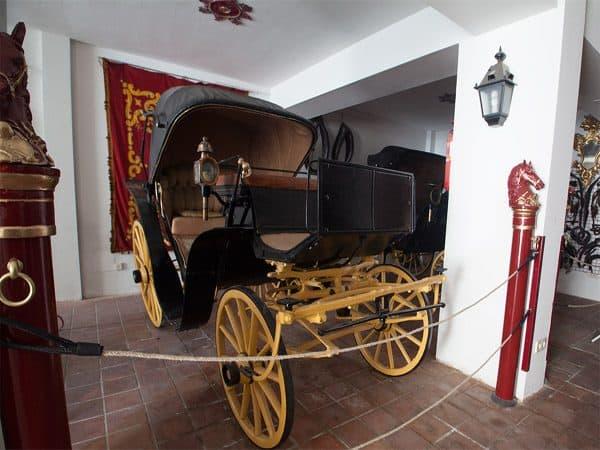 Cocheras del Rey de San Lorenzo del Escorial - Ilutravel.com