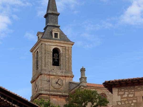 Colegiata San Pedro de Lerma - Qué ver en Lerma en un día - Ilutravel.com